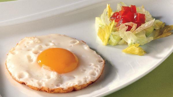 пържено яйце
